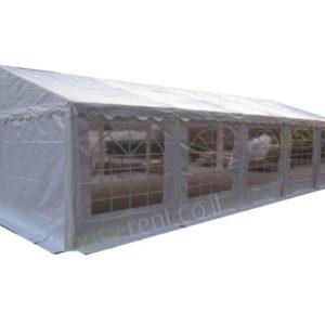 השכרת אוהל 5X10 מטר עד 90 איש