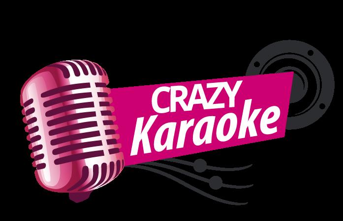 לוגו crazy karaoke